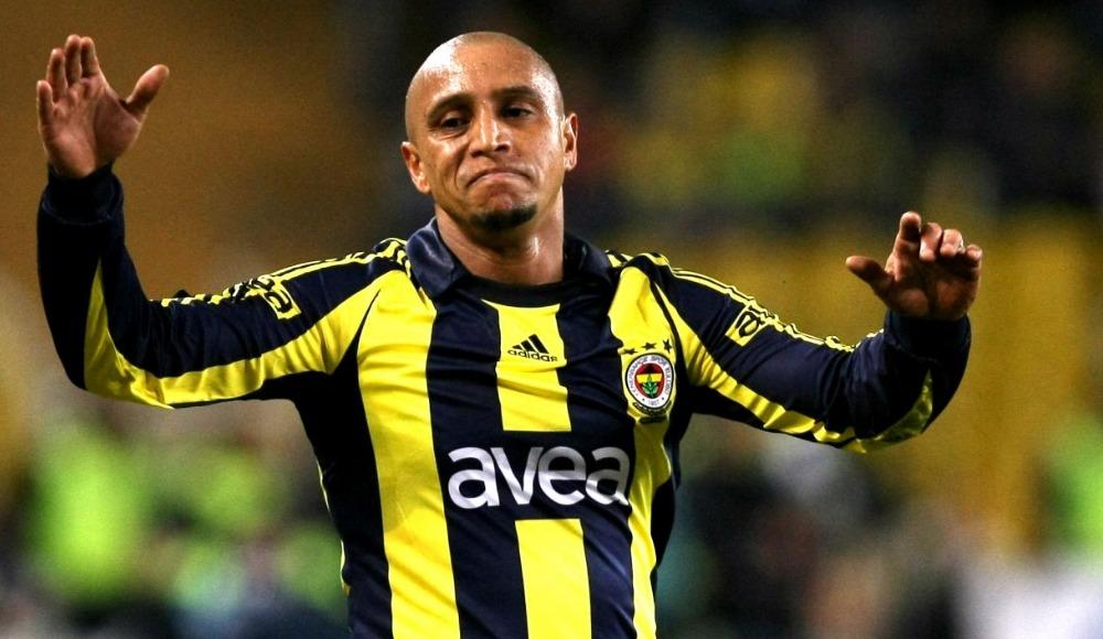 Roberto Carlos Fenerbahçeliler'i heyecanlandırdı