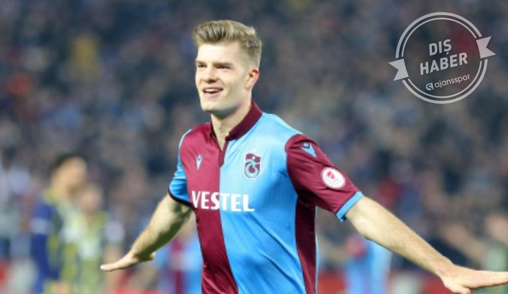 """Alexander Sörloth'tan transfer açıklaması: """"Üç dakika kala..."""""""