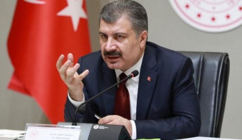 Bakan Fahrettin Koca vaka sayısını açıkladı