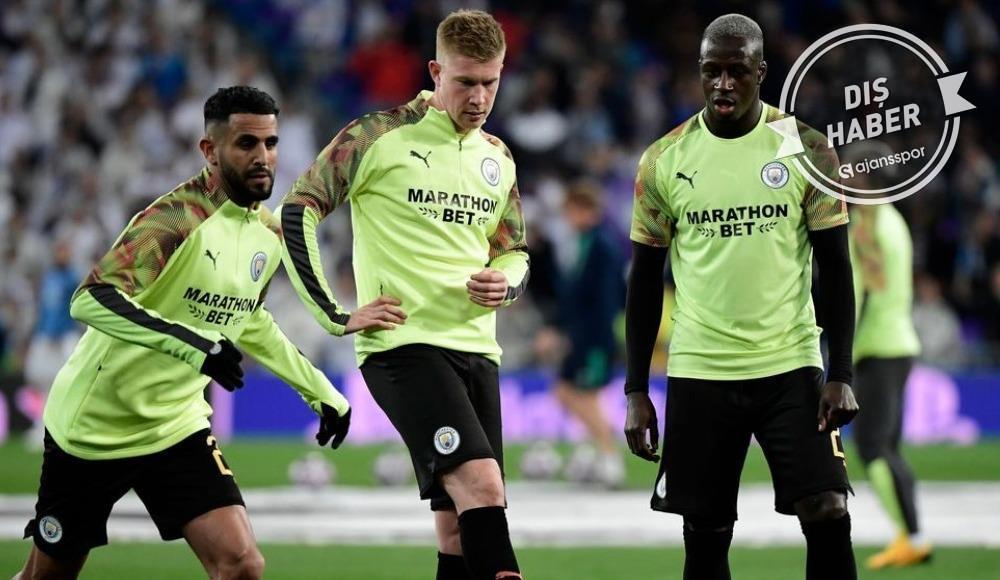 UEFA'dan Manchester City'e eşofman cezası!