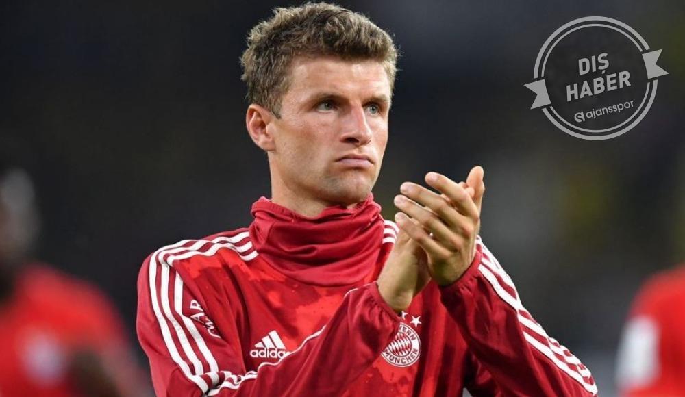 Bayern'de flaş gelişme! Müller...