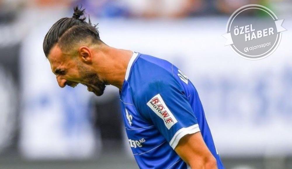 """Yerli Zlatan'dan açıklama: """"Beni koronavirüs durdurdu"""""""