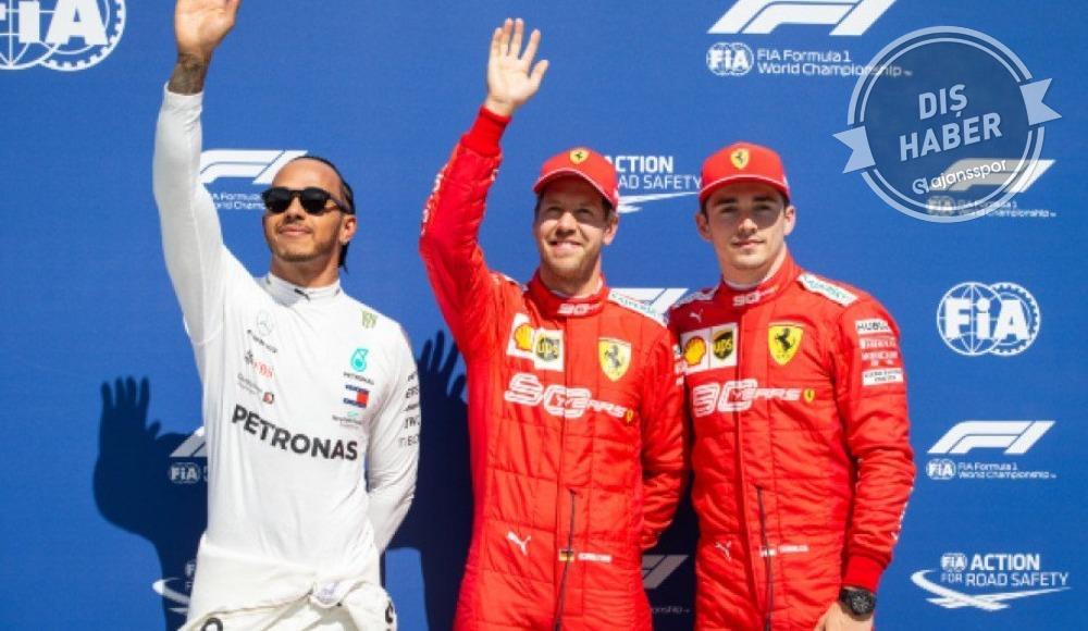 Formula 1 pilotları maaşlarında...