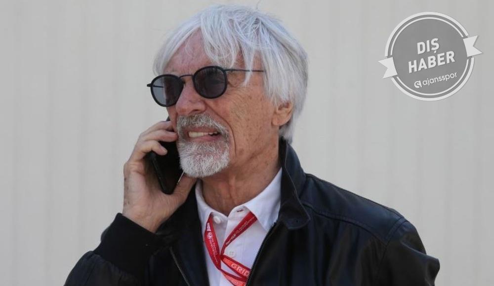 F1 efsanesi 89 yaşında baba olacak!