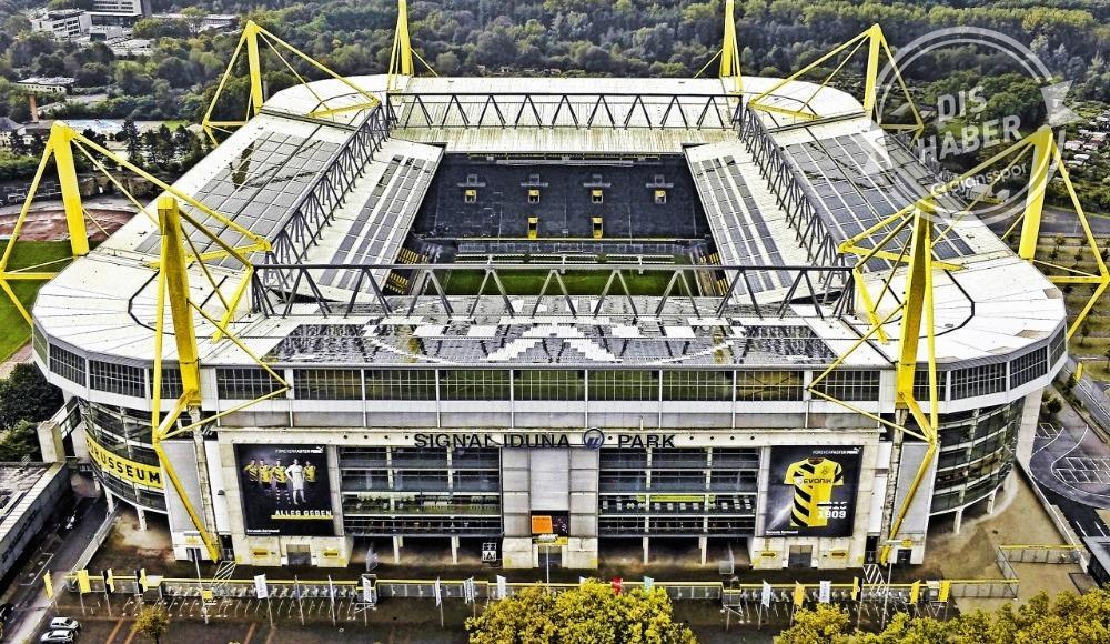 Borussia Dortmund stadını...