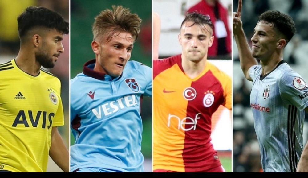 Türk futbolunda damga vuracak 40 futbolcu adayı