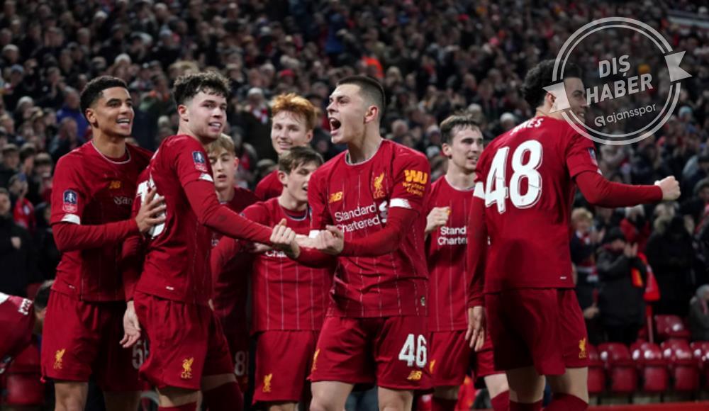 Liverpool'un gelecek vaat eden 10 altyapı oyuncusu!