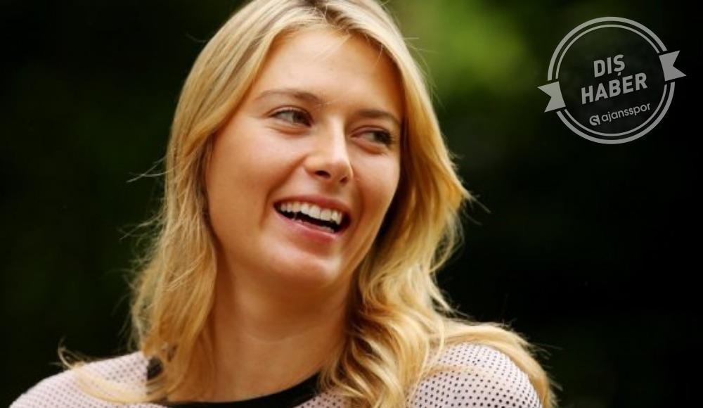 Maria Sharapova hayranlarını heyecanlandırdı