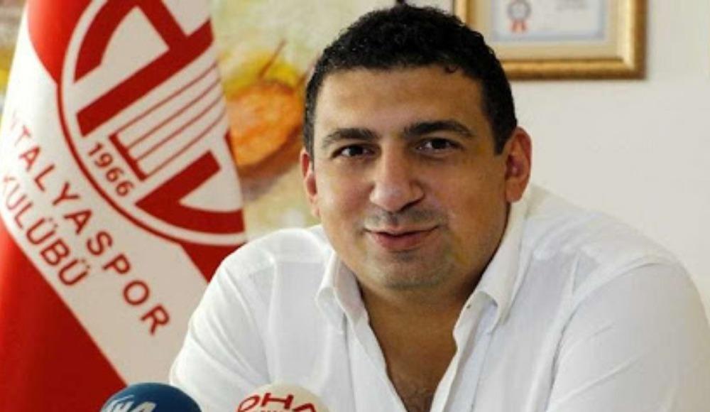 Antalyaspor'da bu kez yöneticiler çalıştı