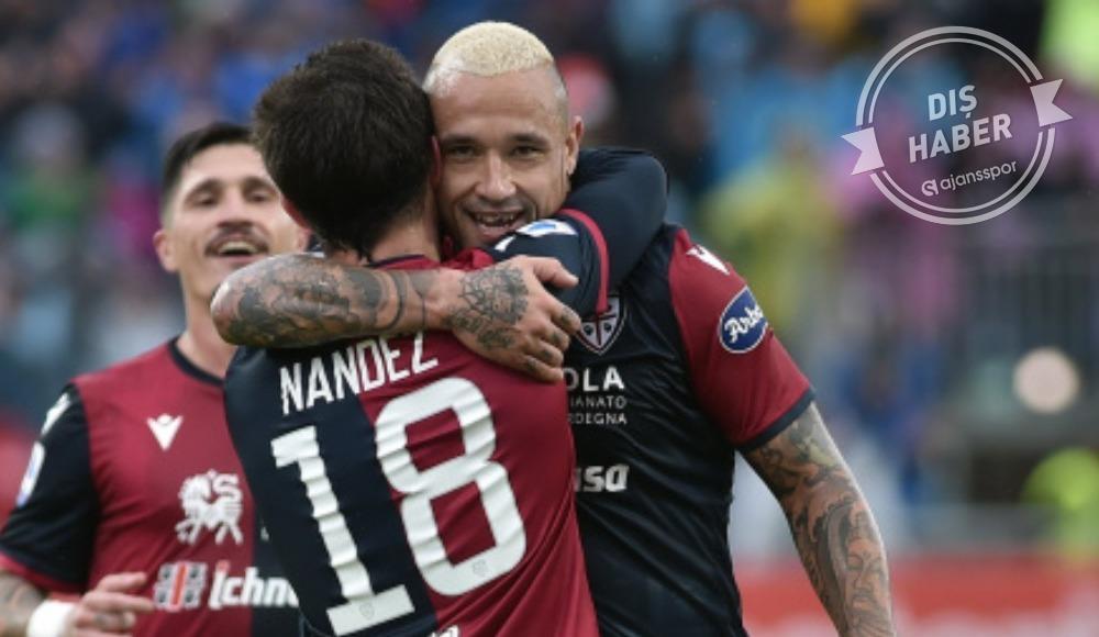 Cagliari'den Radja Nainggolan açıklaması