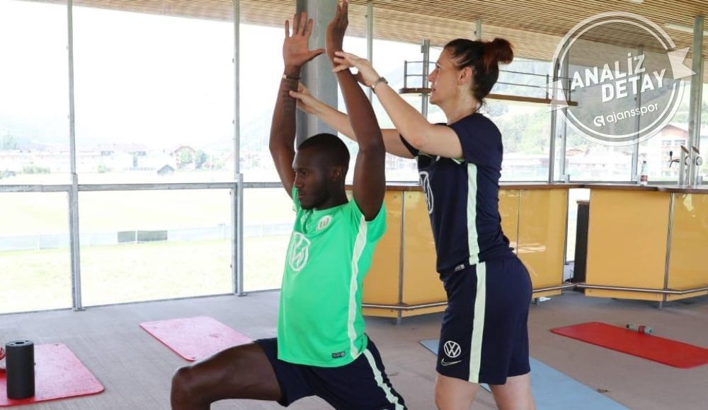 Futbolda yoga dönemi! Koronavirüs sonrası...