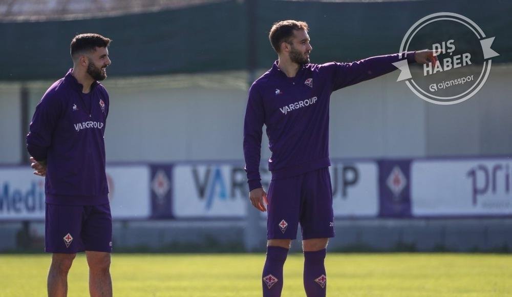 Fiorentina'da 3 futbolcu koronavirüsü yendi