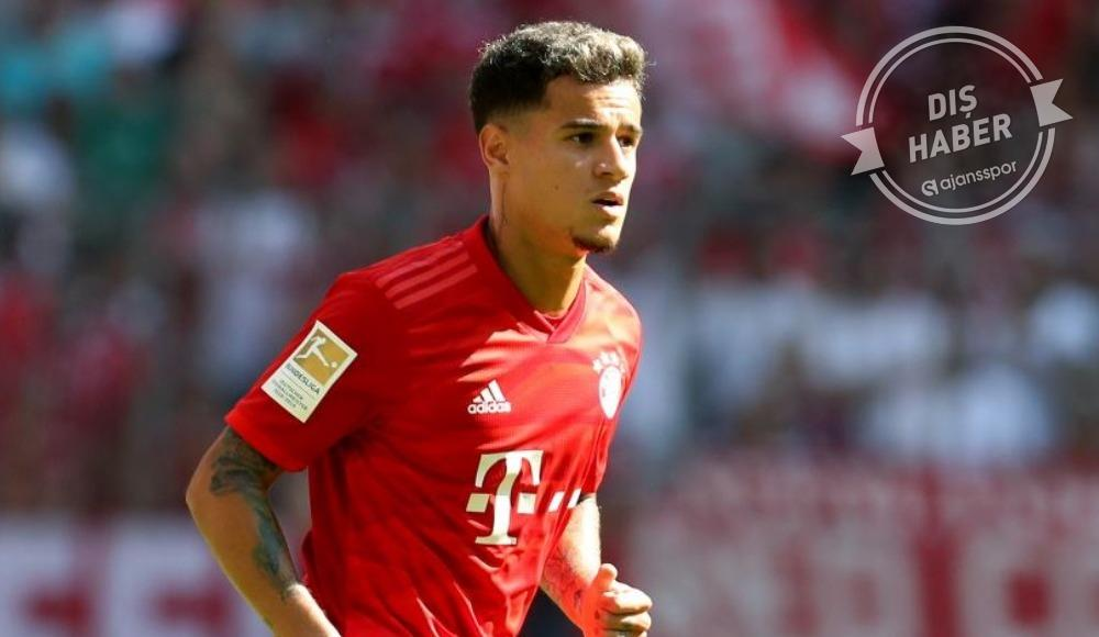 Bayern Münih'ten Coutinho kararı!