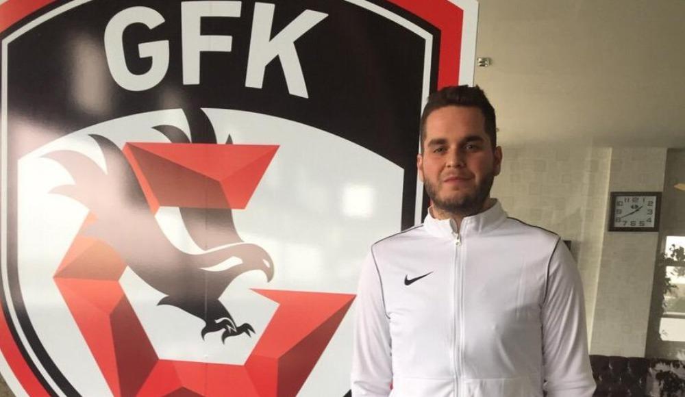 Gaziantep FK, Oğuzhan Arslan ile anlaştı