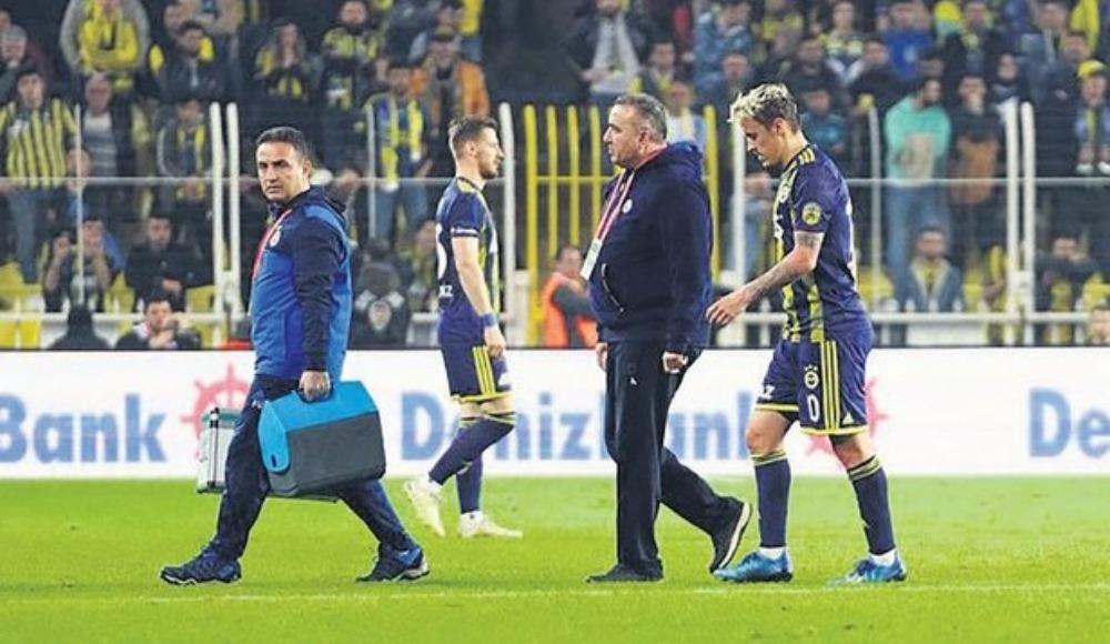 Fenerbahçe'de Kruse ve Altay'ın sakatlıkları düzeldi mi?