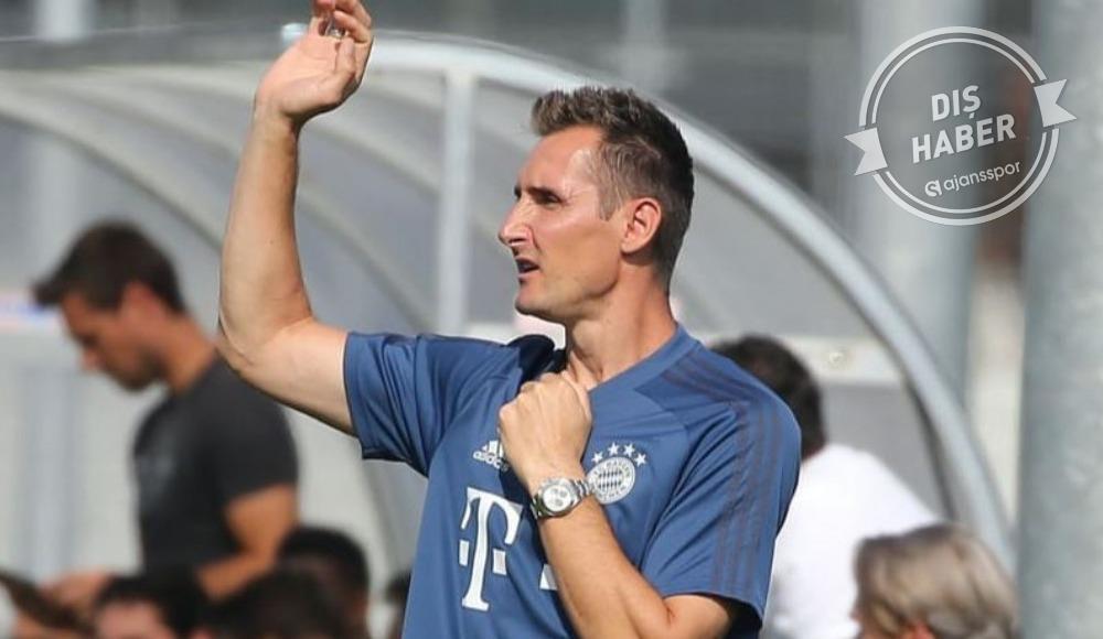 Bayern'den Miroslav Klose'ye yeni görev!