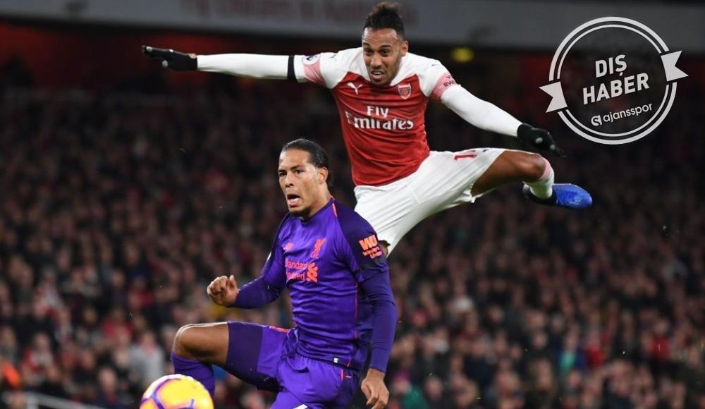 Van Dijk'tan Arsenal forvetlerine övgü!