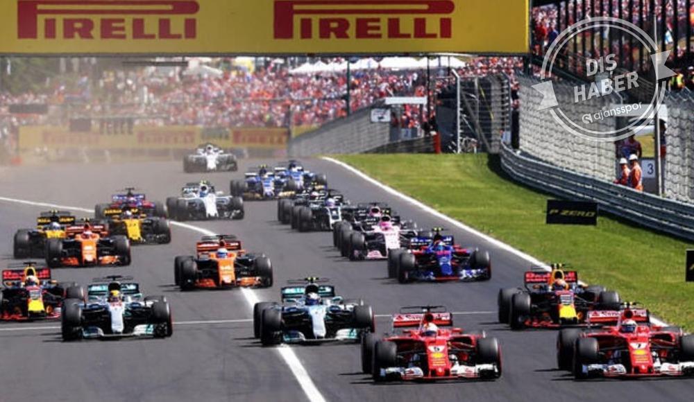 Formula 1'de bir erteleme daha...