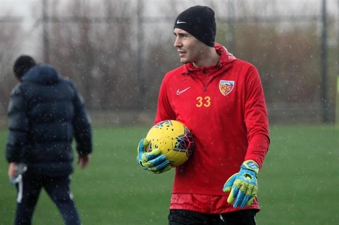 "Silviu Lung: ""Futbolu özledim"""