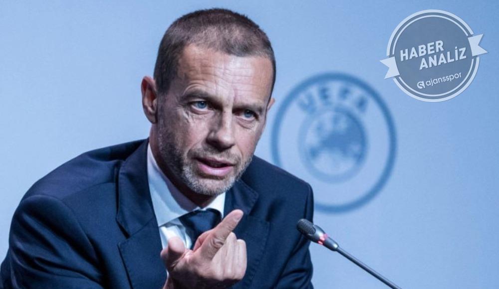 EURO 2020 formatına Ceferin ayarı!