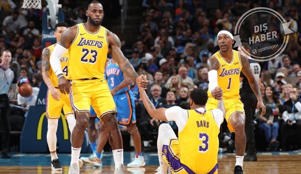 Lakers yönetiminden maaş kesintisi!