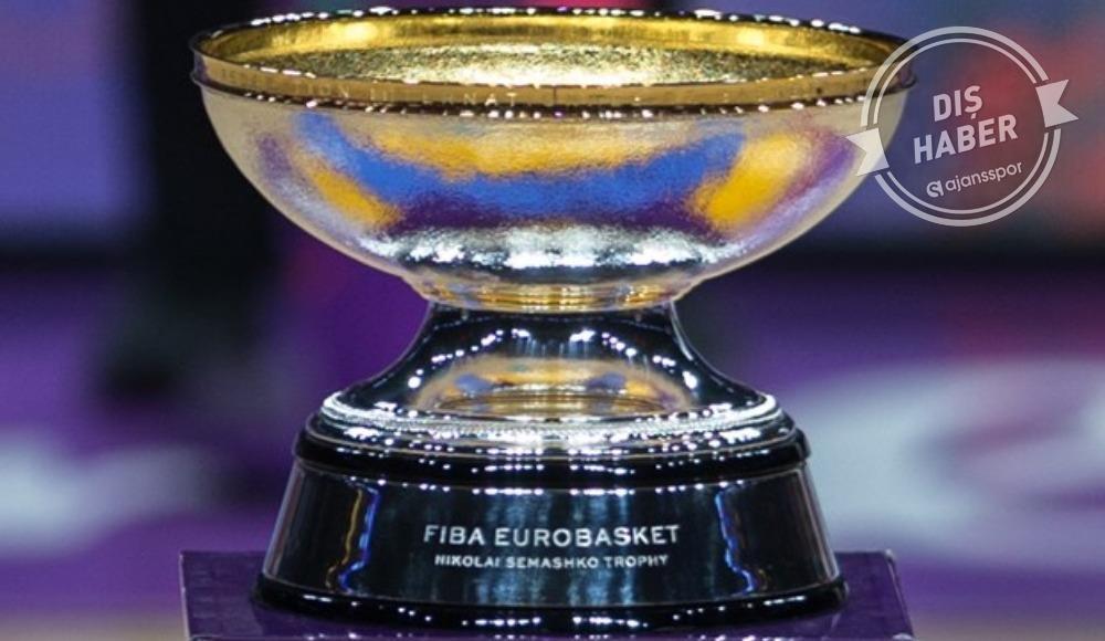 FIBA kararını verdi! Avrupa Basketbol Şampiyonası...