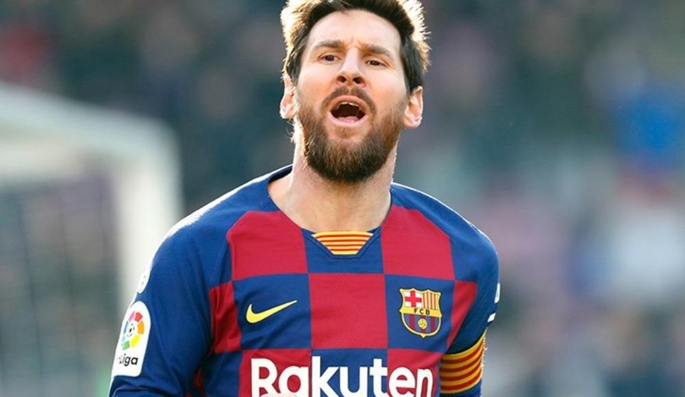 Messi'den transfer iddialarına yalanlama geldi