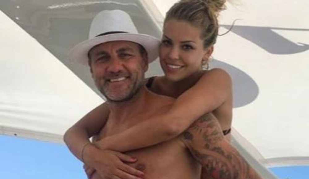 Christian Vieri, 46 yaşında baba oldu...