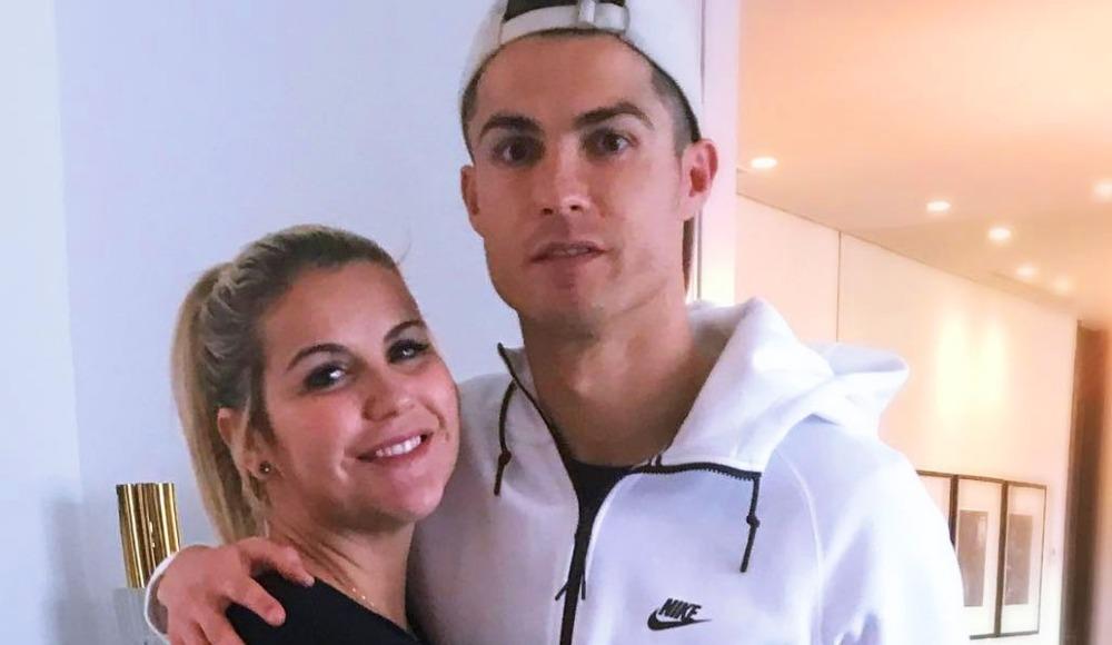 Portekizde gündem Cristiano Ronaldo ve kardeşi Katia