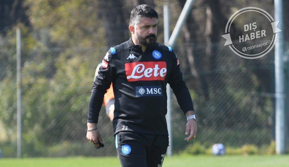 Gattuso ve Cristiano Giuntoli'den örnek davranış!