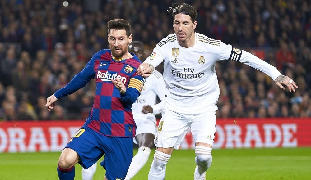 CANLI İZLE: Barcelona - Real Madrid