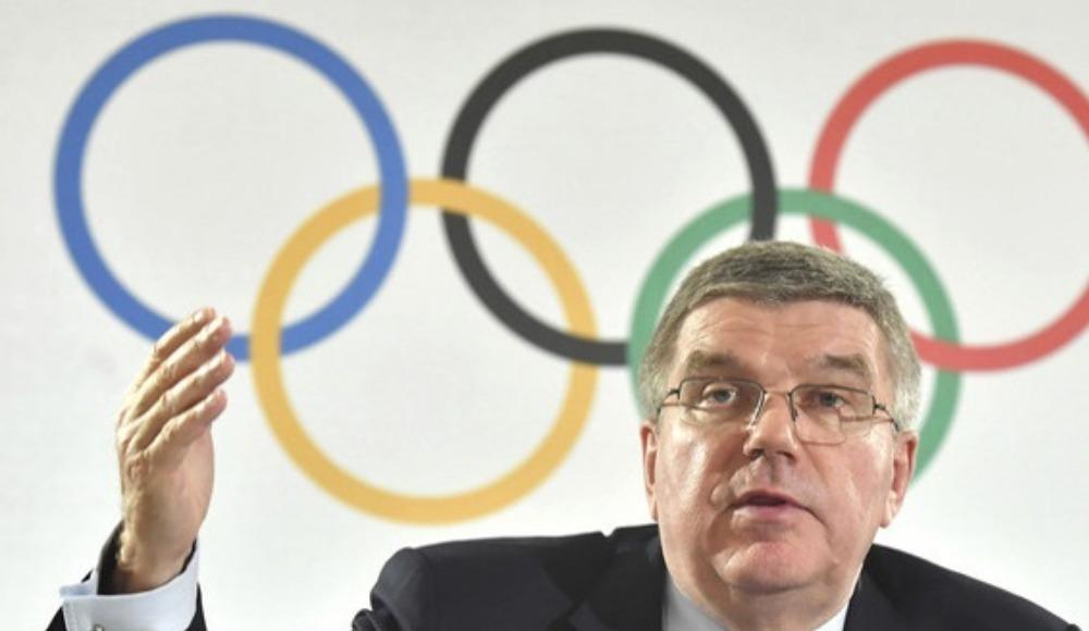 """Thomas Bach: ''Olimpiyat Oyunları'nın kültürel mirası her şeyden önemli"""""""