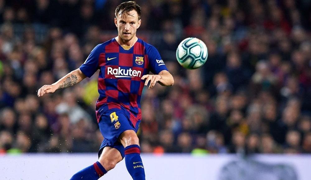 Rakitic'den kendisini göndermek isteyen Barcelona'ya tepki: