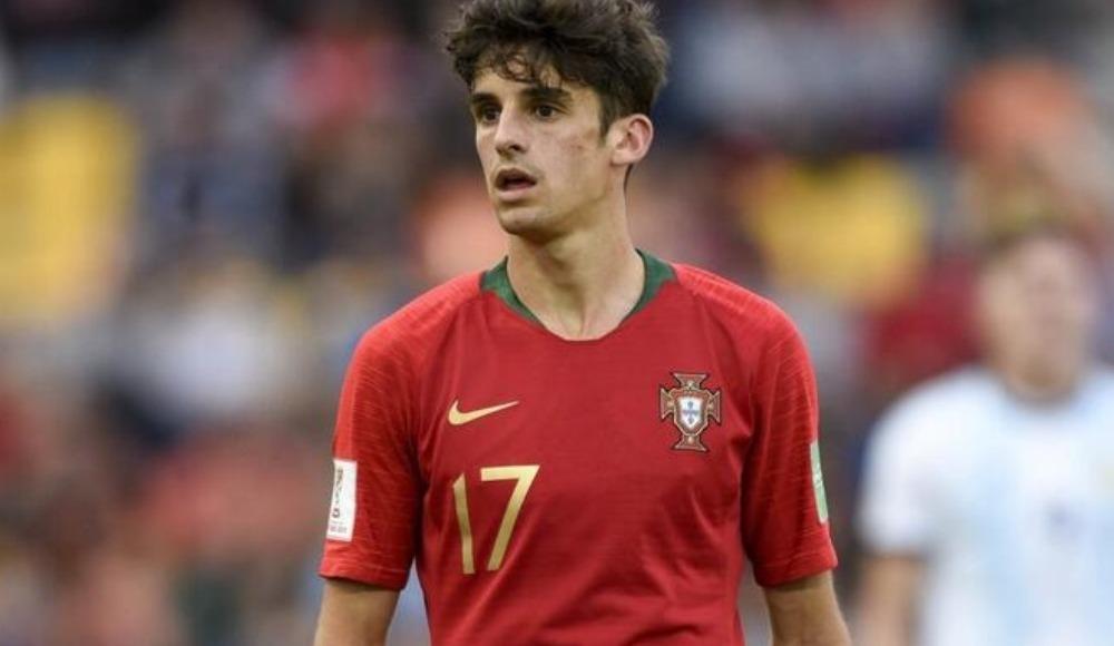 Francisco Trincao, Barcelona forması giymek için sabırsızlanıyor