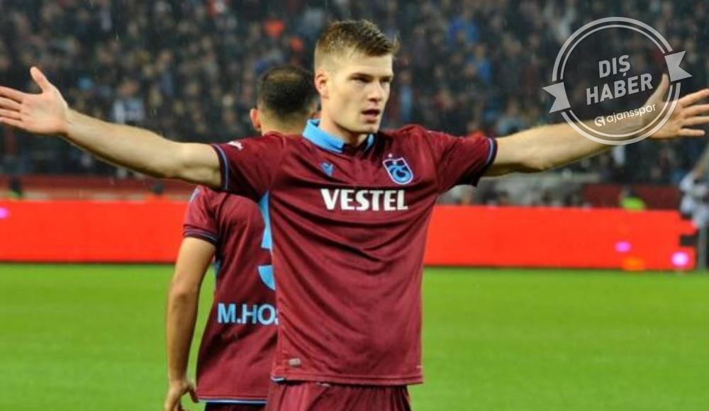 Napoli'de transfer listesi belli oldu! Alexander Sörloth...