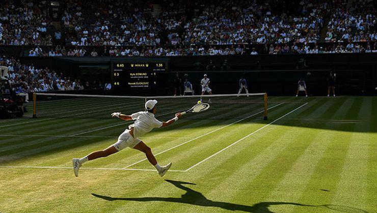 Wimbledon'unu örnek alsınlar