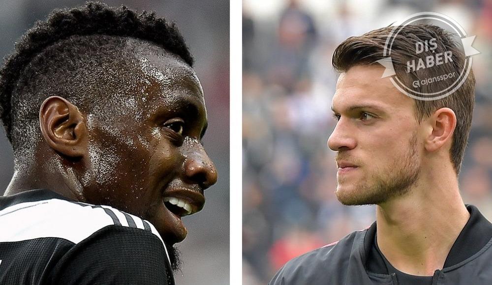 Juventus'ta Matuidi ve Rugani'nin test sonucu belli oldu
