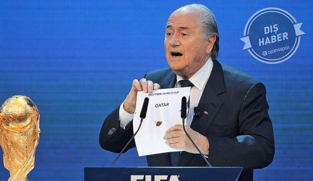 Blatter'den 2022 Dünya Kupası için şaşırtan öneri!