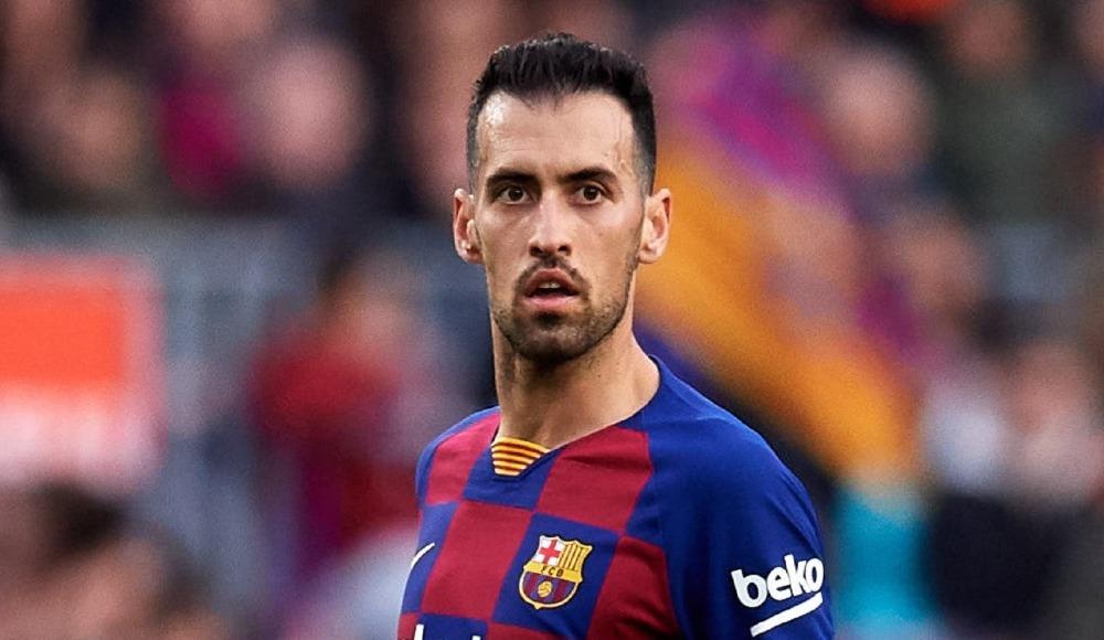Sergio Busquets: 'Bence ligler artık devam edemez'