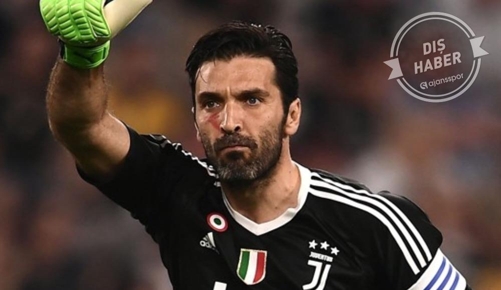 Buffon 1 yıl daha Juventus'ta!