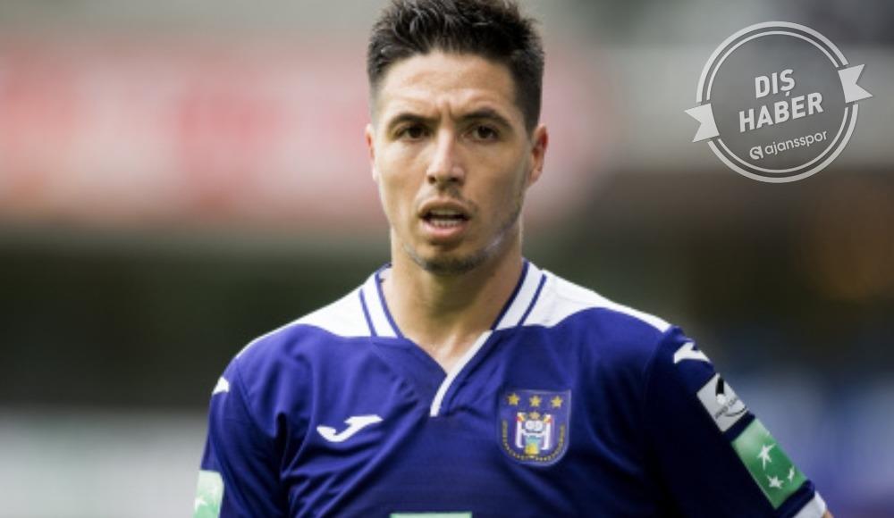 Anderlecht'ten Samir Nasri kararı