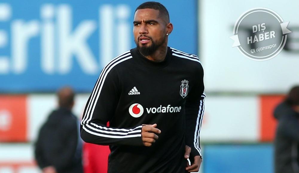 'Boateng veto yedi, Beşiktaş'a transfer oldu'