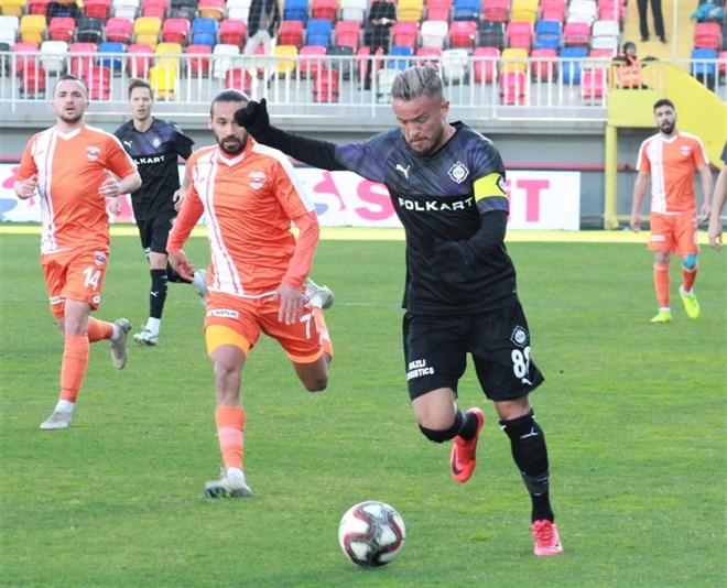"Özgür Özkaya: ""Süper Lig'e çıkmaya inandık"""