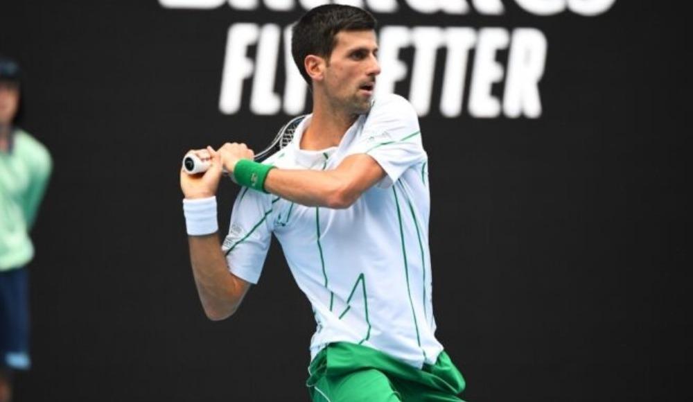 Novak Djokovic'in koronavirüs testi pozitif