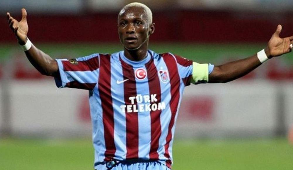 """Yattara: """"Trabzonspor'da çalışmak istiyorum"""""""