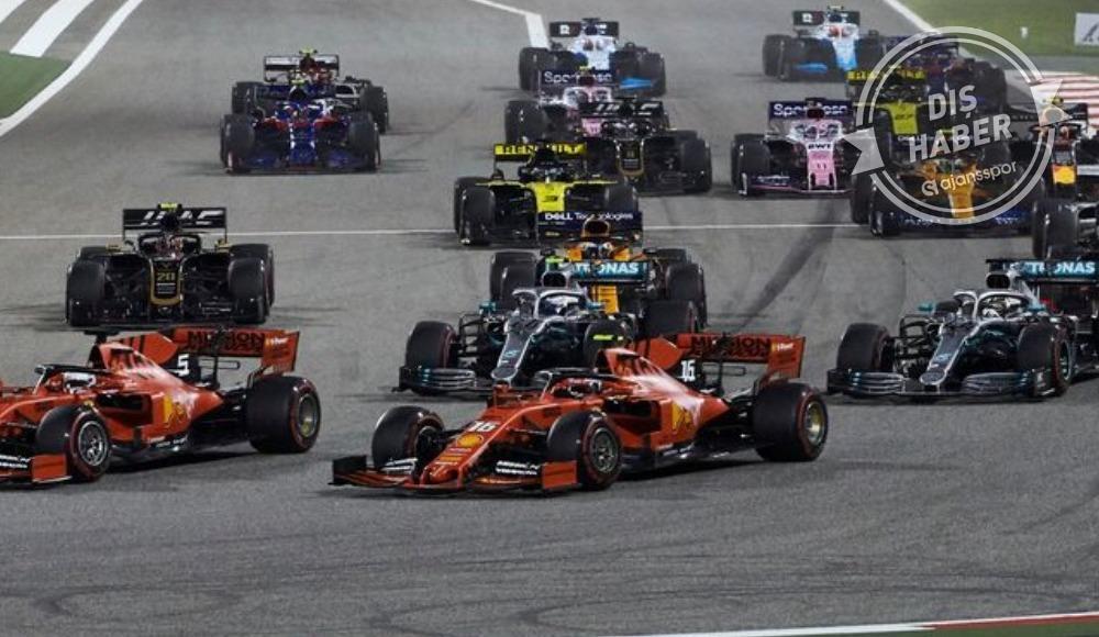 Ünlü futbolcular Formula 1'de!