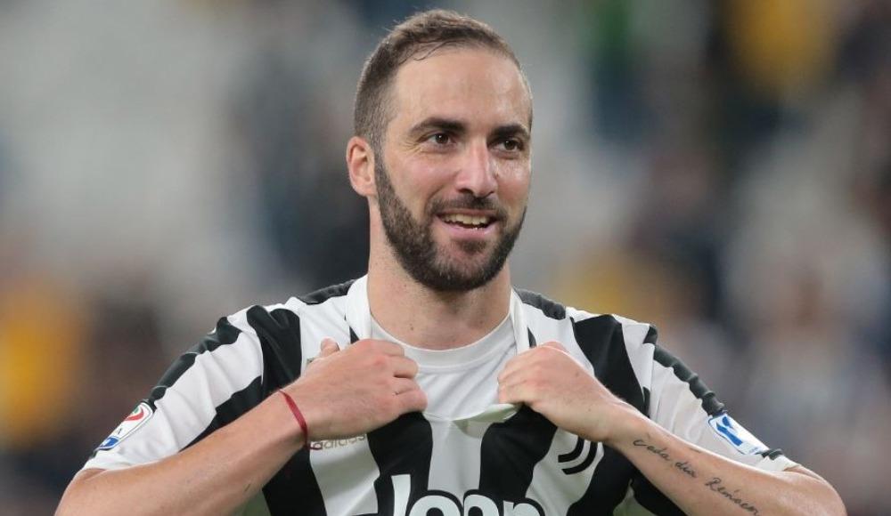 """Higuain için flaş açıklama: """"İtalya'da devam etmeyecek gibi görünüyor"""""""