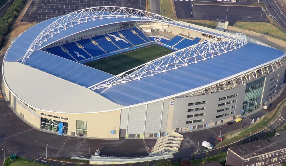 Premier Lig ekibinin stadı...