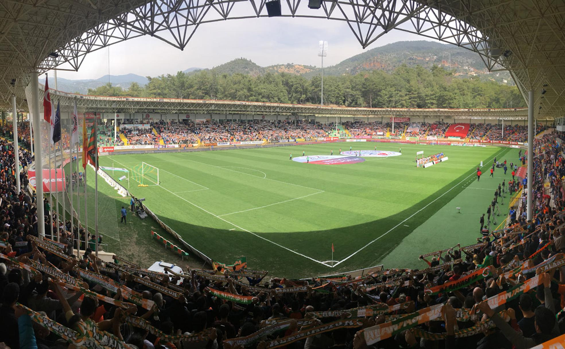 Alanyaspor Bahçeşehir Okulları Stadyumu