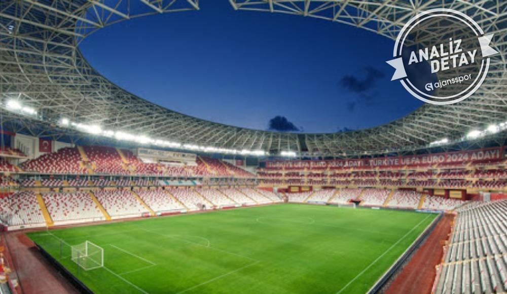 Süper Lig takımlarının Antalya'da oynayabileceği statlar!